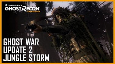 Tom Clancy's Ghost Recon Wildlands: Ghost War – Update #2 – Jungle Storm | Ubisoft [US]
