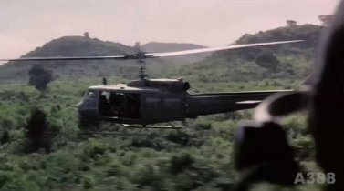 """UH-1 """"Huey"""" Helicopter in Vietnam - Rolling Stones """"Gimme Shelter"""" HD"""