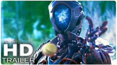 LOST IN SPACE Official Trailer (2018)