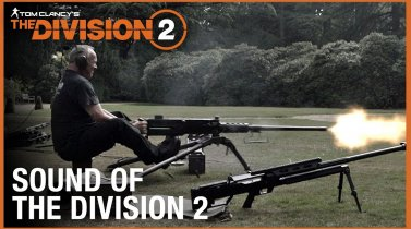 Tom Clancy's The Division 2: Behind the Scenes | The Sound of The Division 2 | Ubisoft [NA]