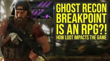 Ghost Recon Breakpoint Gameplay E3 2019 - Loot System, RPG Impact & Way More (Breakpoint ghost Recon