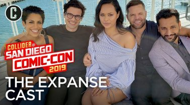 The Expanse Season 4 Cast Interview