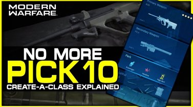 Create a Class in Modern Warfare | All Perks & Gear!