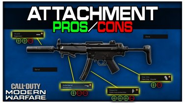 All Attachment Pros/Cons in Modern Warfare! | Gunsmith Deep Dive!