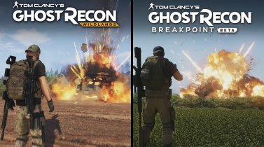 Ghost Recon: Breakpoint (BETA) vs Wildlands | Direct Comparison