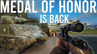 Medal of Honor is back!