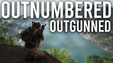 Outnumbered and Outgunned - Ghost Recon Breakpoint PVP